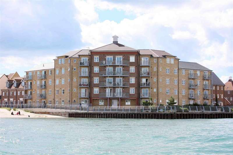 1 Bedroom Property for sale in Sussex Wharf, Shoreham-By-Sea