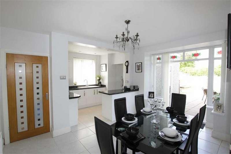 3 Bedrooms Property for sale in Lon Pen Y Coed, Cockett