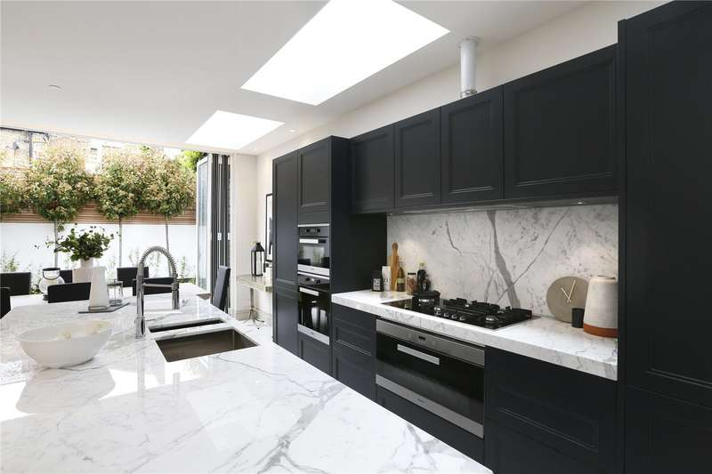 6 Bedrooms Terraced House for sale in Linver Road, London, SW6