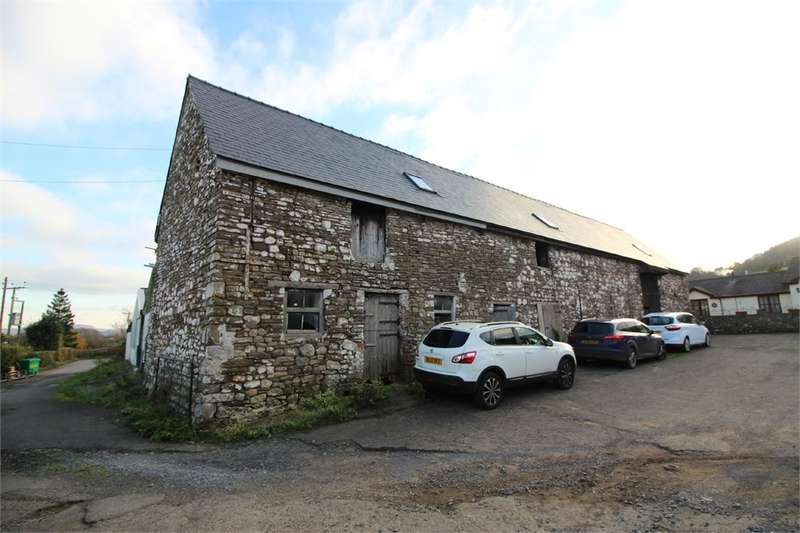 Barn Conversion Character Property for sale in Llanellen, ABERGAVENNY, NP7