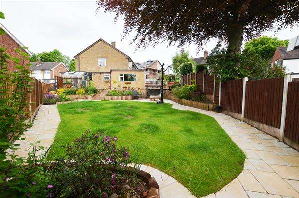 3 Bedrooms Semi Detached House for sale in Oxhay View, May Bank, Newcastle-under-Lyme