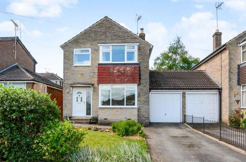 4 Bedrooms Link Detached House for sale in Meadow Drive, Harrogate
