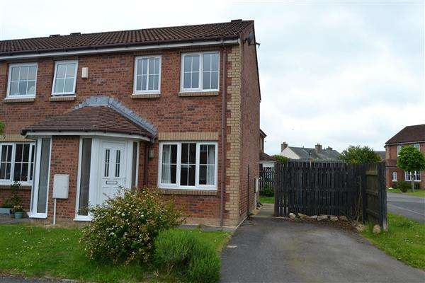 2 Bedrooms End Of Terrace House for sale in Church Meadows, Great Broughton, Cockermouth