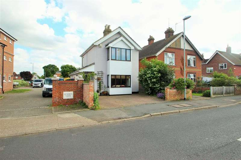 3 Bedrooms Detached House for sale in Heath Road, Lexden, Colchester