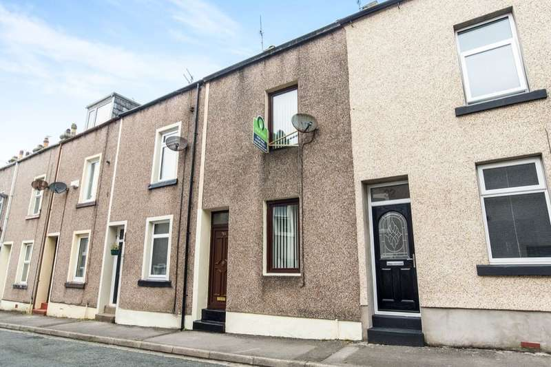 3 Bedrooms Property for sale in Hugh Street, Whitehaven, CA28