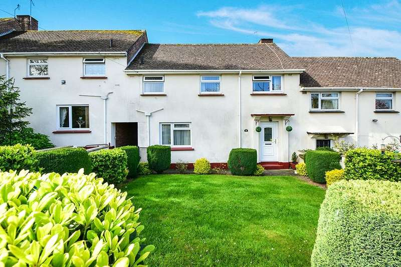 3 Bedrooms Property for sale in Flete Avenue, Newton Abbot, TQ12