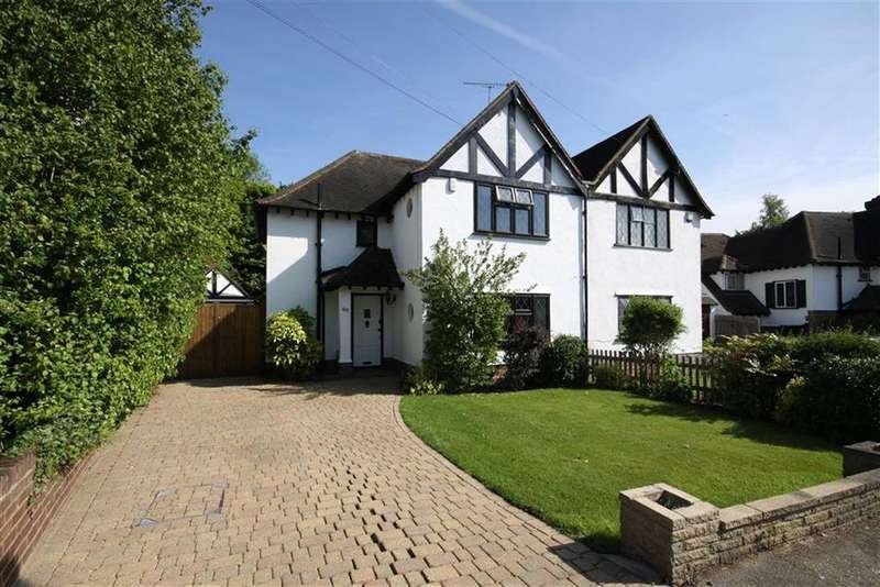 3 Bedrooms Semi Detached House for sale in Great Thrift, Petts Wood East