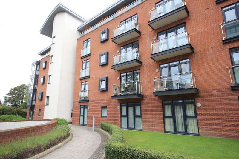 2 Bedrooms Apartment Flat for sale in Union Road, Solihull, West Midlands, B91