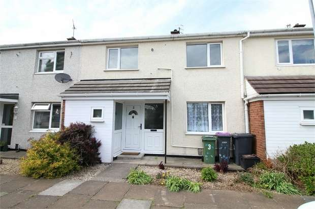 2 Bedrooms Terraced House for sale in Whitebrook Way, Southville, CWMBRAN, Torfaen