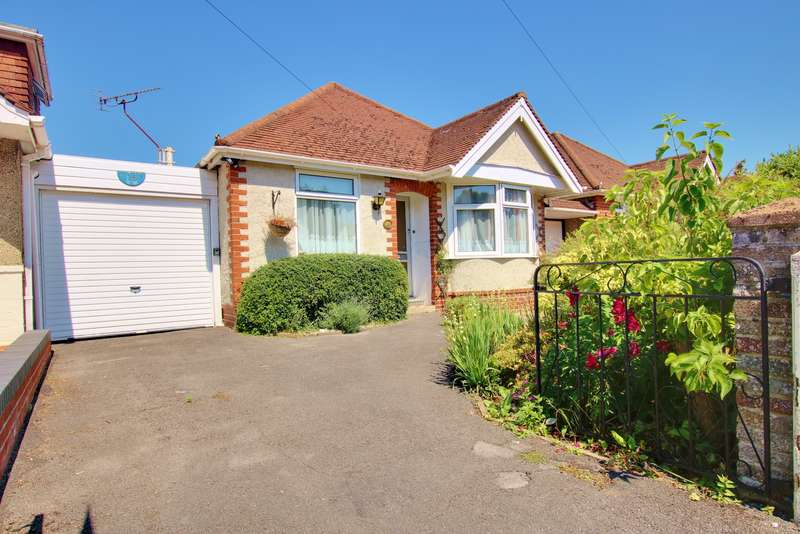 2 Bedrooms Detached Bungalow for sale in Maxwell Road, Sholing