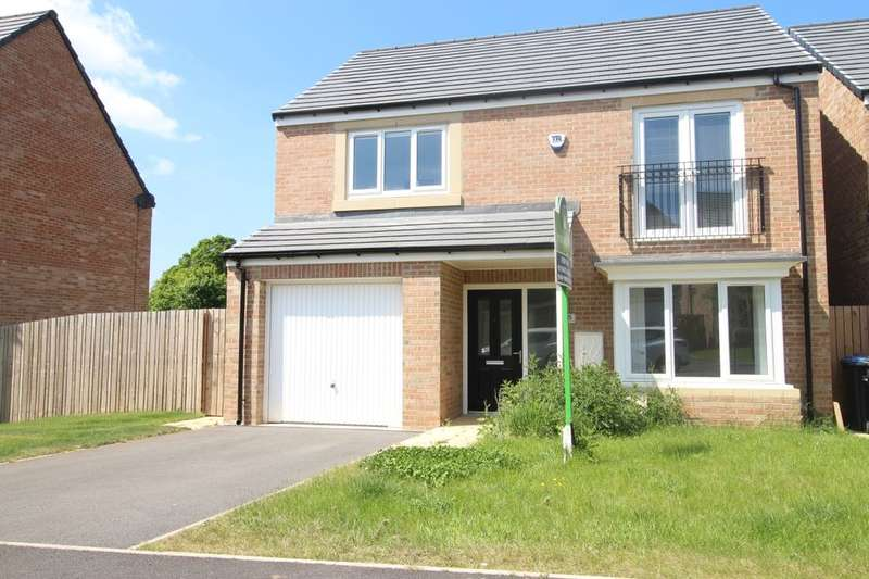 4 Bedrooms Detached House for sale in Chesterfield Drive, Marton-In-Cleveland, Middlesbrough, TS8