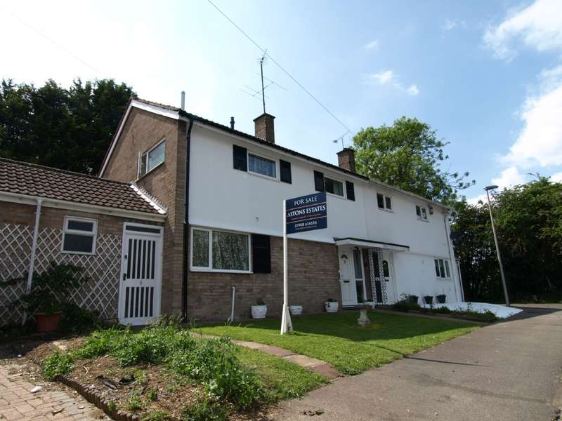 3 Bedrooms Semi Detached House for sale in Beech Road, Newport Pagnell, Buckinghamshire