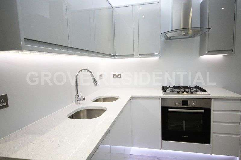 2 Bedrooms Ground Flat for sale in Brook Avenue, Edgware