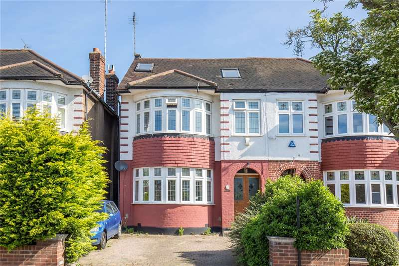 4 Bedrooms Semi Detached House for sale in Mayfair Terrace, Southgate, N14