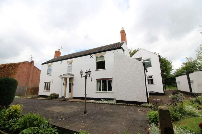 4 Bedrooms Detached House for sale in School Lane, Broadmeadows,South Normanton, Alfreton, DE55