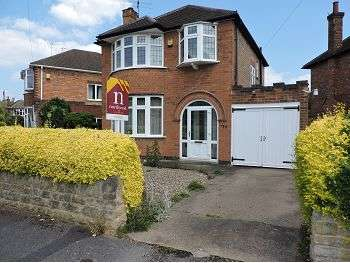 3 Bedrooms Detached House for sale in Heckington Drive, Nottingham, NG81LF