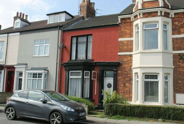 3 Bedrooms Terraced House for sale in Redcar Road, Guisborough