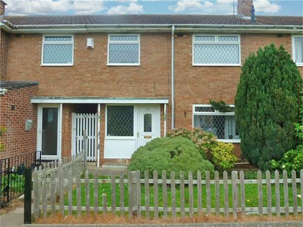 3 Bedrooms Terraced House for sale in Ampleforth Way, Darlington, Durham