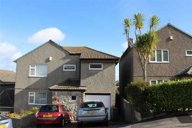 4 Bedrooms Detached House for sale in Gurnick Road, Newlyn, Penzance, Cornwall