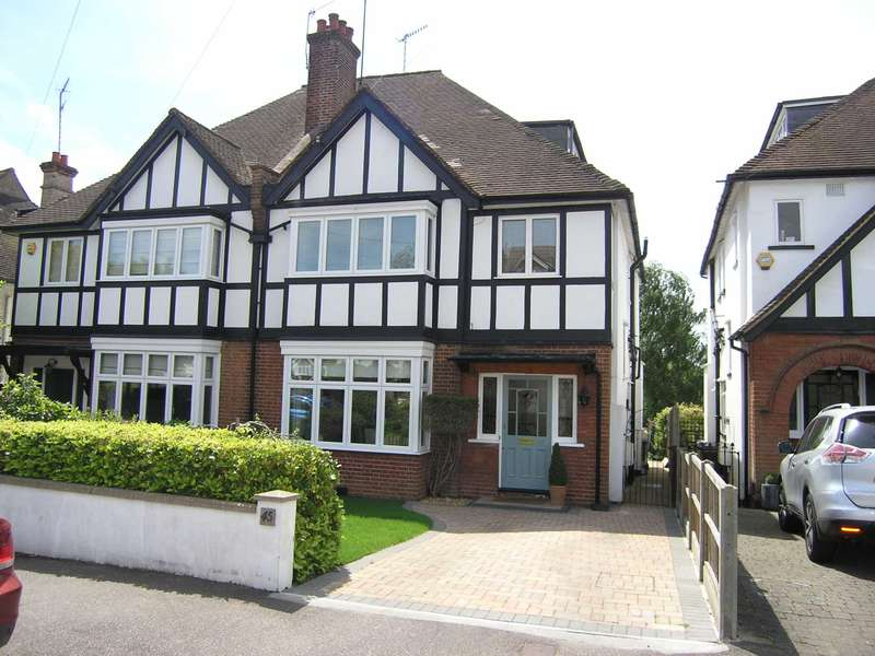 5 Bedrooms Semi Detached House for sale in Belmont Road, Bushey