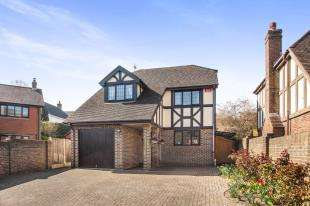 4 Bedrooms Detached House for sale in Mannering Close, River, Dover, Kent