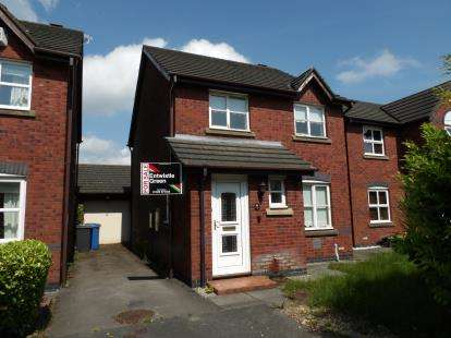 3 Bedrooms Detached House for sale in Spinney Gardens, Appleton Thorn, Warrington, Cheshire, WA4