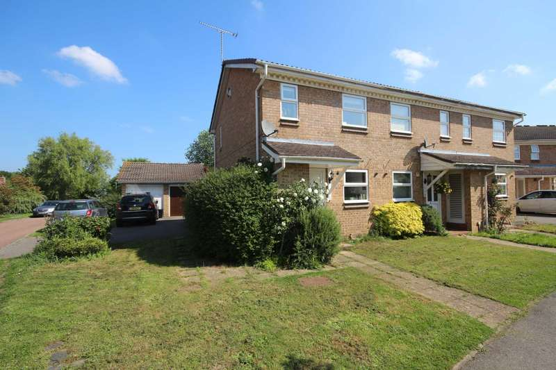2 Bedrooms End Of Terrace House for sale in Flexford Green, Bracknell