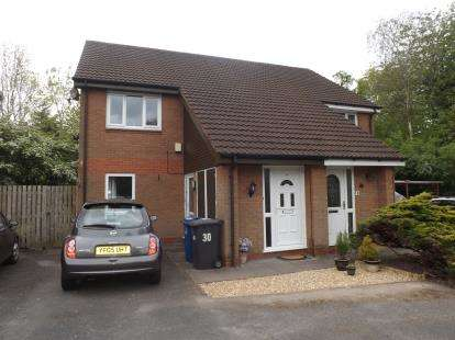 2 Bedrooms Flat for sale in Langwell Close, Birchwood, Warrington