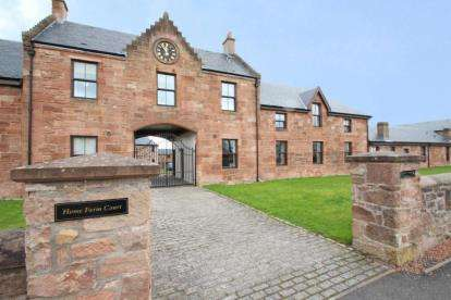 3 Bedrooms House for sale in Home Farm Court, Coatbridge