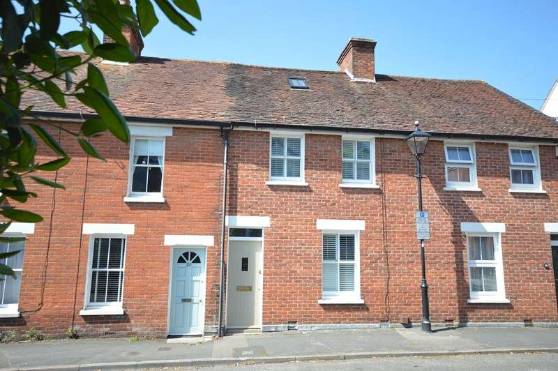 4 Bedrooms Terraced House for sale in Belmore Lane, Lymington