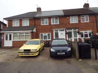 3 Bedrooms Terraced House for sale in Wetherfield Road, Birmingham, West Midlands