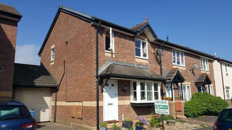 3 Bedrooms End Of Terrace House for sale in Feniton