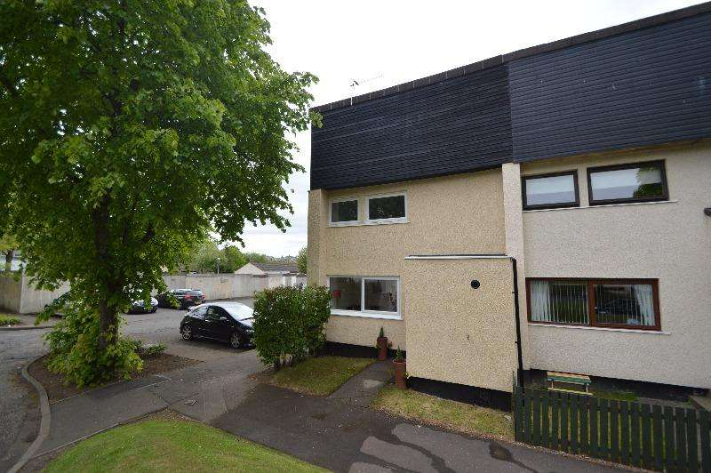 2 Bedrooms Terraced House for sale in Wellwood, Kilwinning, North Ayrshire, KA13 6NG