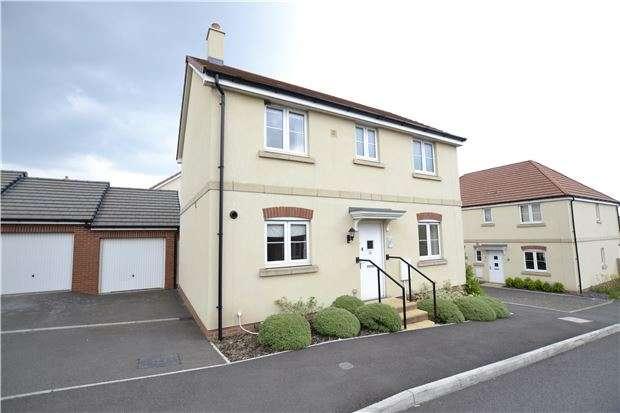 3 Bedrooms Detached House for sale in Medlar Close, BRISTOL, BS10 7NE