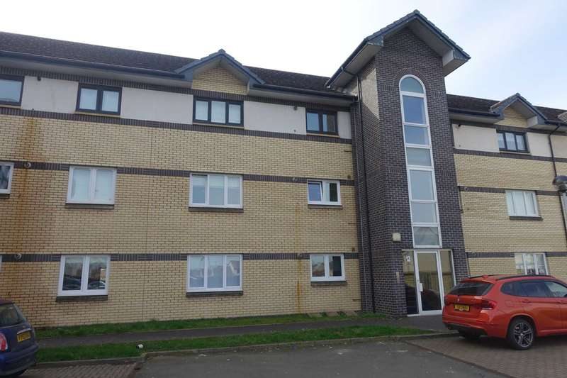 2 Bedrooms Flat for sale in Clark Street, Renfrew