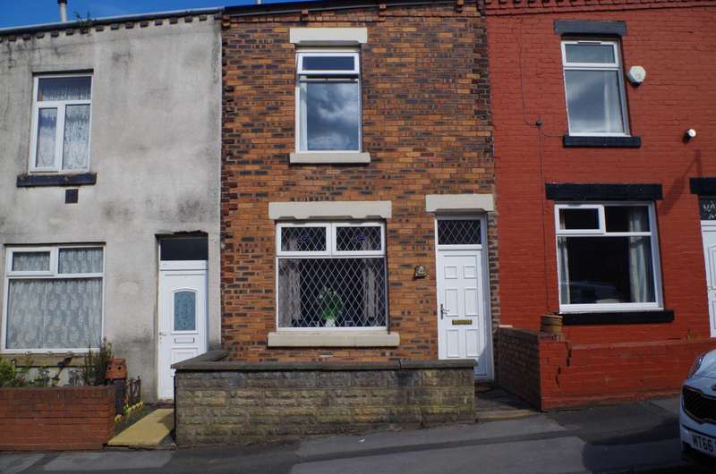2 Bedrooms Terraced House for sale in Hawksley Street, Horwich.