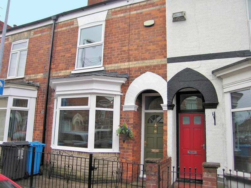 2 Bedrooms House for sale in Belvoir Street, Hull, HU5 3LP