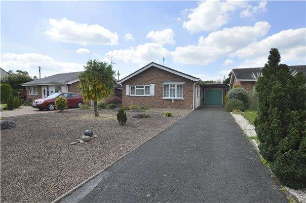 3 Bedrooms Detached Bungalow for sale in Ripple, Tewkesbury, Glos, GL20 6HQ