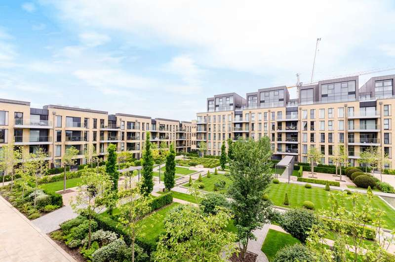 4 Bedrooms Flat for sale in Ravensbourne Apartments, Sands End, SW6
