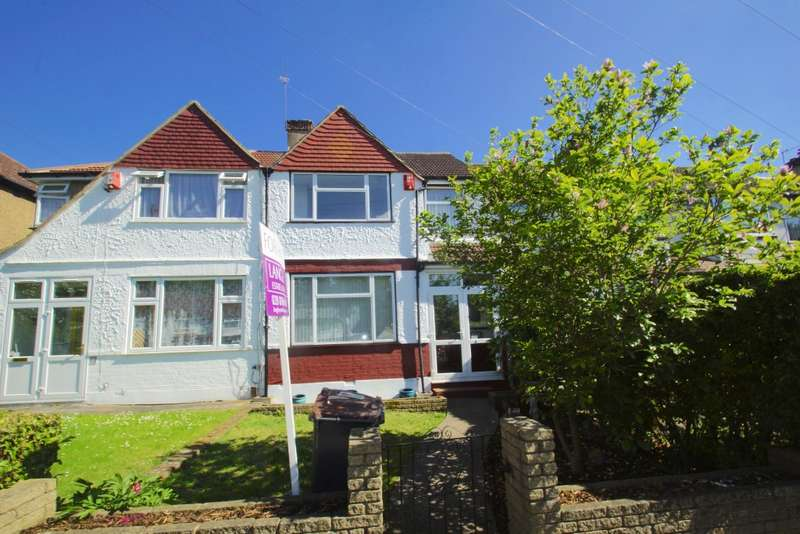 3 Bedrooms Terraced House for sale in Greenview Avenue, Shirley