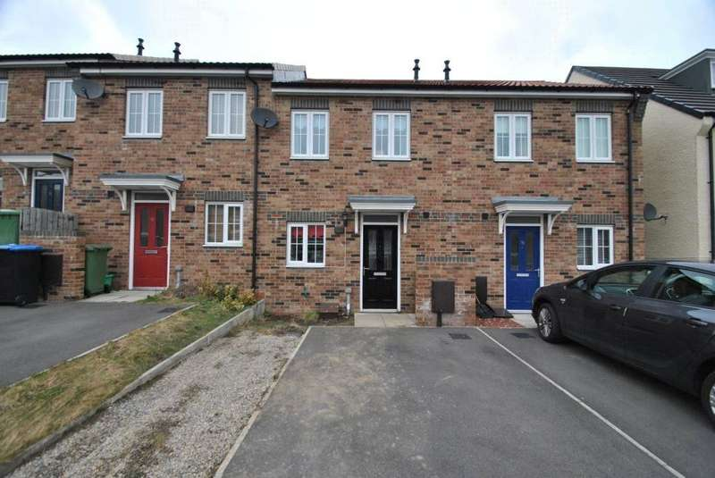 2 Bedrooms Terraced House for sale in Denewood, Murton, Seaham, County Durham, SR7