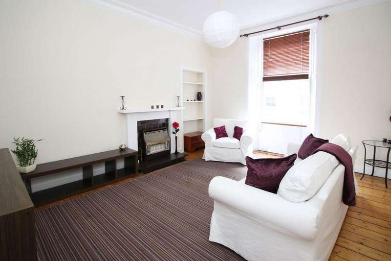 1 Bedroom Flat for sale in 8/6 Pirrie Street, Leith EH6 5HY