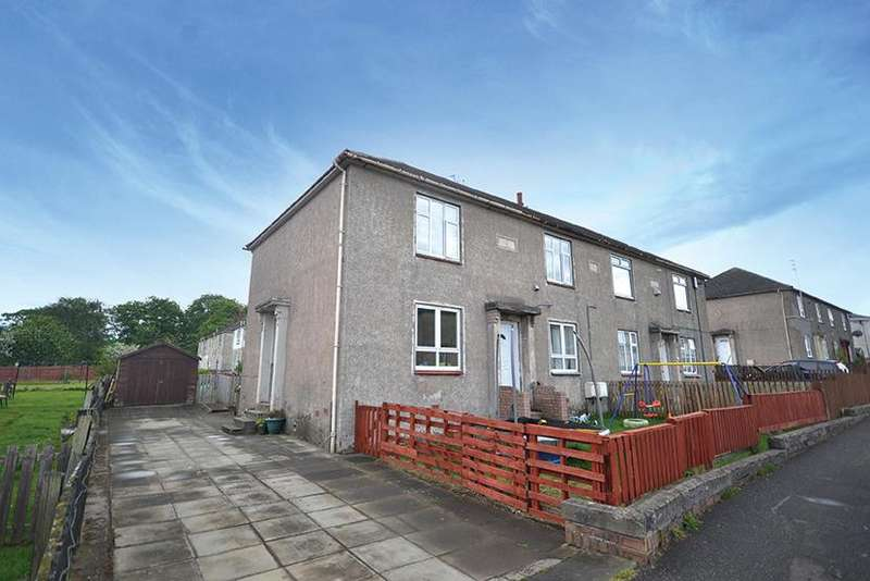 2 Bedrooms Apartment Flat for sale in 24 Drumley Drive, Mossblown, KA6 5BZ
