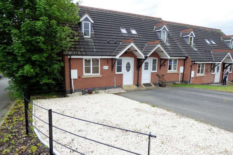 4 Bedrooms Town House for sale in Abney Drive, Measham