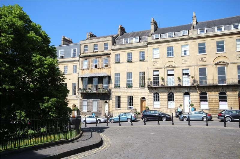 3 Bedrooms Flat for sale in Marlborough Buildings, Bath, BA1