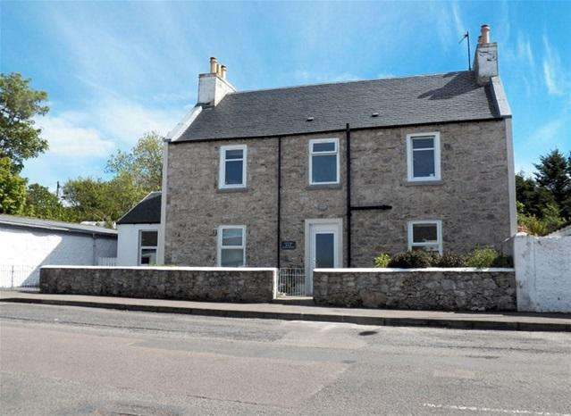 5 Bedrooms Villa House for sale in An Cuan, Jamieson Street, Bowmore, Isle of Islay, PA43 7HL