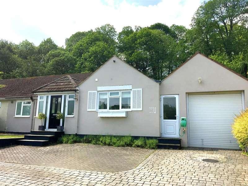 4 Bedrooms Bungalow for sale in Sundon Crescent, Virginia Water
