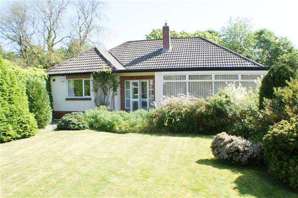 3 Bedrooms Bungalow for sale in Smallhope Drive, Lanchester