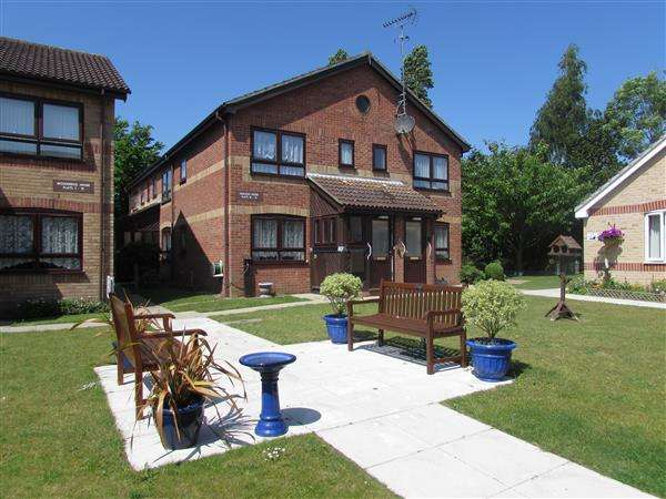 2 Bedrooms Apartment Flat for sale in St Johns Court, Sunfield Close, Ipswich