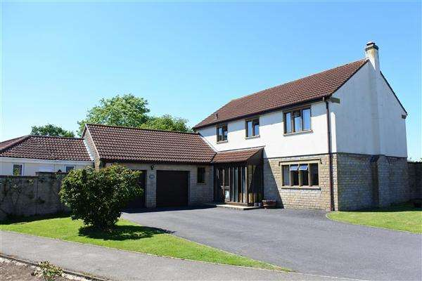4 Bedrooms Detached House for sale in Freame Way, Gillingham